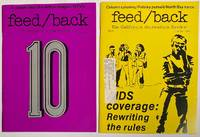 image of Feed/back: the California journalism review [two issues: Fall 1984, Spring 1986]