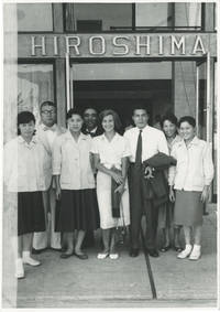image of Hiroshima mon amour (Original press photograph from the 1959 film)
