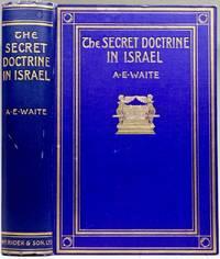 Secret Doctrine in Israel
