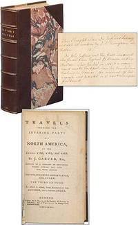 image of Travels Through the Interior Parts of North America, in the Years 1766, 1767, and 1768