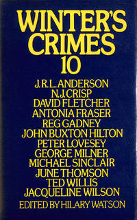 Winter's Crimes 10 Watson H