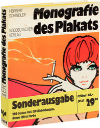 Monografie des Plakats. Entwicklung, Stil, Design by  Herbert [GRAPHIC ARTS - POSTERS] SCHINDLER - First Edition - 1972 - from Lorne Bair Rare Books and Biblio.co.uk
