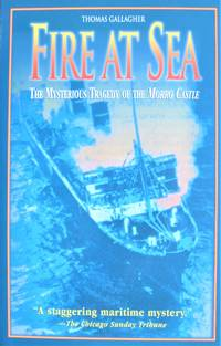 image of Fire at Sea. the Mysterious Tragedy of the Morro Castle