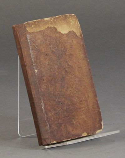 Edinburgh & London: printed for William Creech and T. Cadell, 1787. First published edition, 8vo, pp...