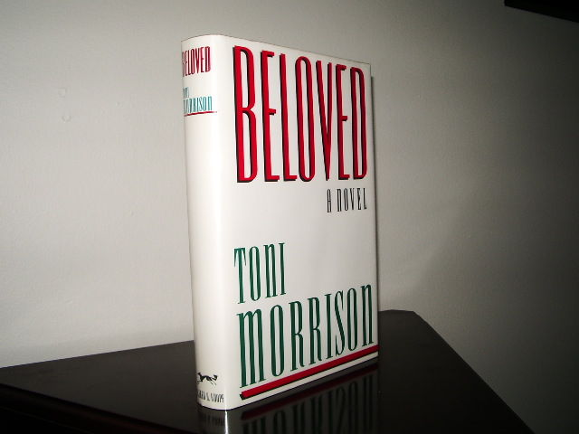 a survivors tale from slavery in beloved by toni morrison Imagination, the american novelist and scholar toni morrison argues that critics   when the main character, sethe, claims that this story is not to be passed on ( beloved,  where the slaves were then sold for goods), and those that survived.