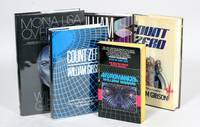 "William Gibson Collection: Signed first editions of Gibson's ""Sprawl Trilogy"", including Neuromancer, Mona Lisa Overdrive, and Count Zero by  William Gibson - Signed First Edition - from The Manhattan Rare Book Company (SKU: 2115)"