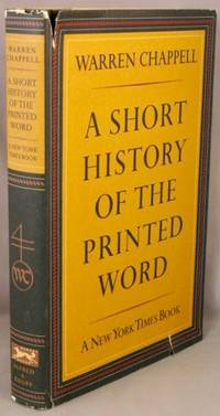 image of A Short History of the Printed Word.