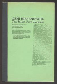 image of Leni RIEFENSTAHL: The Fallen Film Goddess