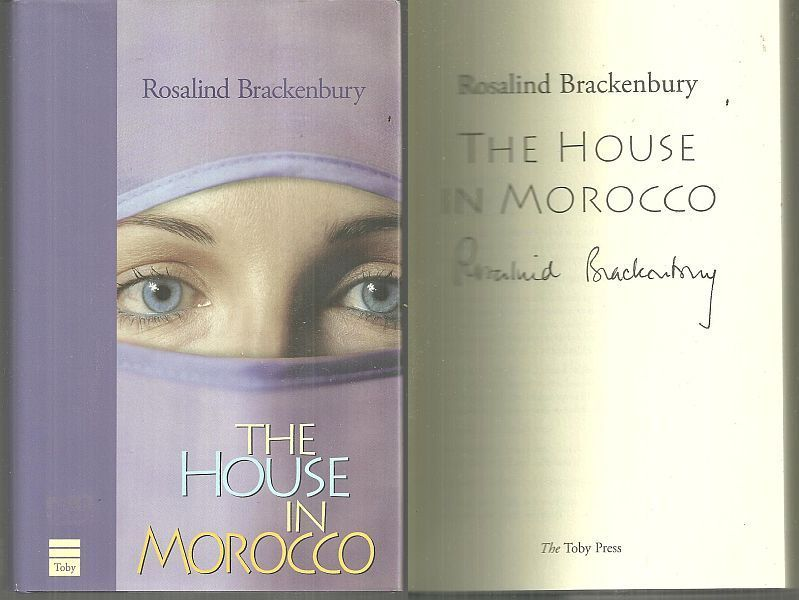 HOUSE IN MOROCCO, Brackenbury, Rosalind