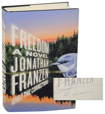 New York: Farrar, Straus and Giroux, 2010. First edition. Hardcover. First printing. The fourth nove...