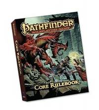 image of Pathfinder Roleplaying Game: Core Rulebook (Pocket Edition)