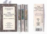 THREE VOLUMES in a SLIPCASE:  The Iron Tower Trilogy: The Dark Tide; Shadows of Doom; The Darkest...