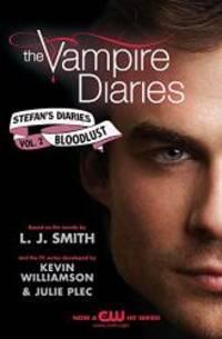 image of The Vampire Diaries: Stefan's Diaries #2: Bloodlust