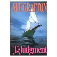 J is for Judgement (A Kinsey Millhone Mystery, Book 10) (Hardcover)