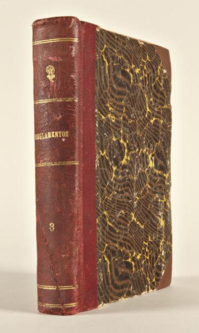 San Juan, 1932. Nine separate titles, bound together. Individual details of each imprint are provide...
