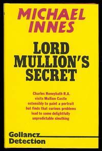 image of LORD MULLION'S SECRET.