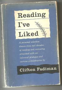 Reading I've Liked