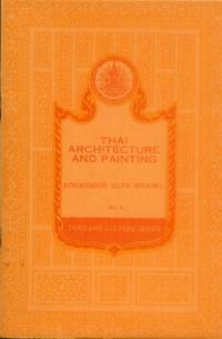 image of Thai Architecture and Painting (Thailand Culture Series No. 4)