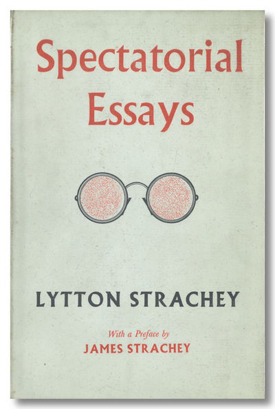 London: Chatto & Windus, 1964. Red cloth. Preface by James Strachey. First edition. Top edge a bit d...