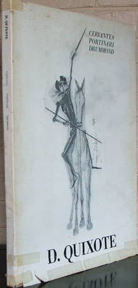 image of D. Quixote. 21 desenhos de Candido Portinari. Glosas de Carlos Drummond de Andrade