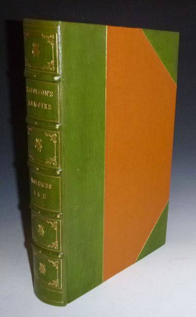 London: The Golden Cockerel Press, 1945. Limited Edtion. Thick Quarto. Two volumes in one, limited t...