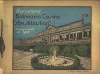 """Barcelona: El Balneario Casino """"San Sebastian"""""""