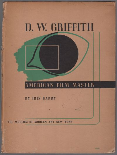 New York: Museum of Modern Art, 1940. Hardcover. Very Good. First edition. 39 pp. Small quarto. Prin...