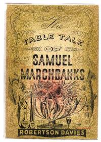 Table Talk of Samuel Marchbanks