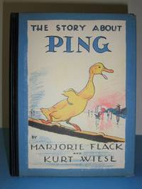 The Story About Ping (1933 Viking Press 1st Ed. W/dj)