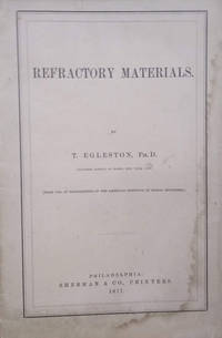 image of Refractory Materials
