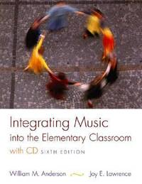 image of Integrating Music into the Elementary Classroom