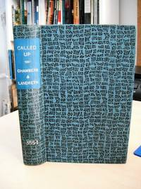 Called Up. The Personal Experiences of Sixteen National Servicemen, Told by Themselves by Peter Chambers and Amy Landreth (eds.) - First Edition - 1955 - from Dreadnought Books (SKU: 23906)