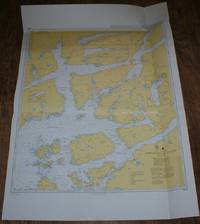 Nautical Chart No. 3540 Norway - West Coast, Approaches to Sauda