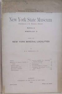 image of List of New York Mineral Localities