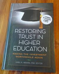 image of Restoring Trust In Higher Education: Making the Investment Worthwhile Again