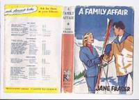 A Family Affair ---by Jane Fraser -a Signed Copy ( Rosamunde Pilcher )