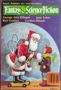 The Magazine of Fantasy & Science Fiction, January 1981 (Vol 60, No 1)