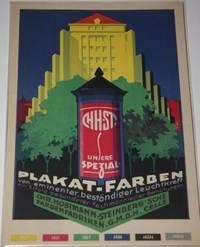 [Sales Promotion] Art Deco Paint Color Advertisement
