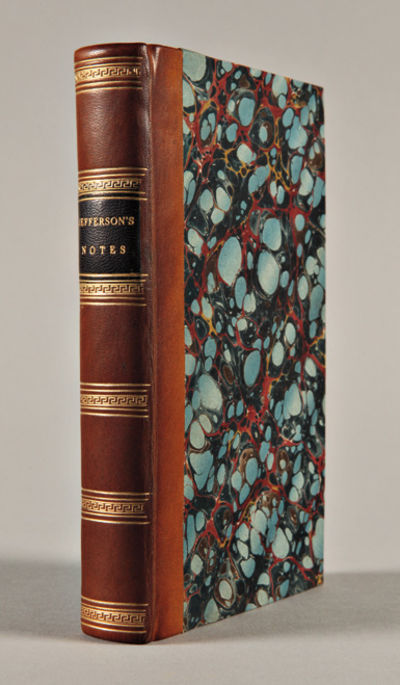 Boston, 1829. ,280pp. Half calf in antique style, leather label, and old marbled boards. Light tanni...