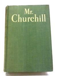 image of Mr. Churchill, A Portrait