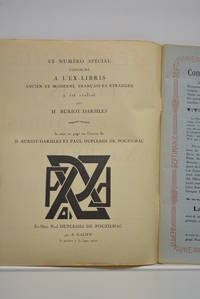 SEPTIMANIE. Ex-libris. Plus de cent-vingt reproductions. Texte par H. Buriot-Darsiles.