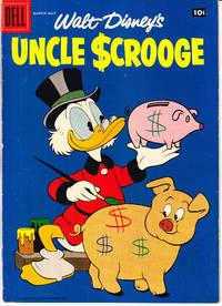 Uncle Scrooge # 21