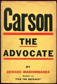 Carson the Advocate