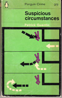 Suspicious Circumstances by  Patrick Quentin - Paperback - 1st Printing - 1965 - from John Thompson and Biblio.com