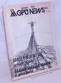 image of GPU News: vol. 5, #1, October 1976: Grass Roots Action