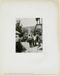 M (Original photograph from the set of the 1951 film)
