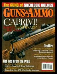 image of GUNS AND AMMO - November 2007