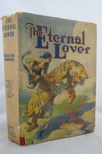 image of THE ETERNAL LOVER (DJ protected by a brand new, clear, acid-free mylar  cover)