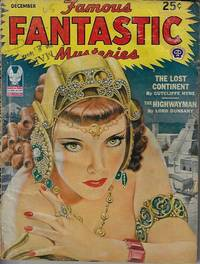 "image of FAMOUS FANTASTIC MYSTERIES: December, Dec. 1944 (""The Lost Continent"")"