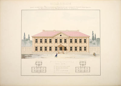 Original Architectural Drawings.